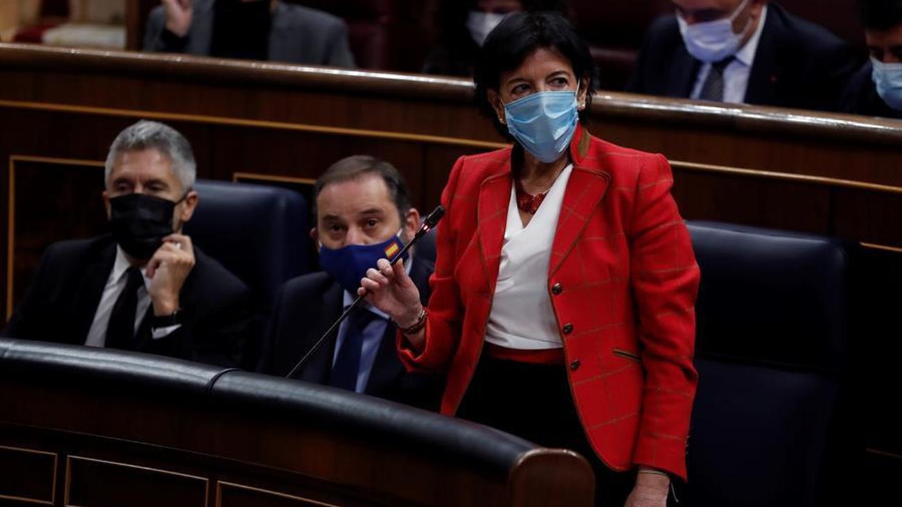 Los grupos votan en el Congreso si el castellano sigue siendo lengua vehicular en la reforma educativa