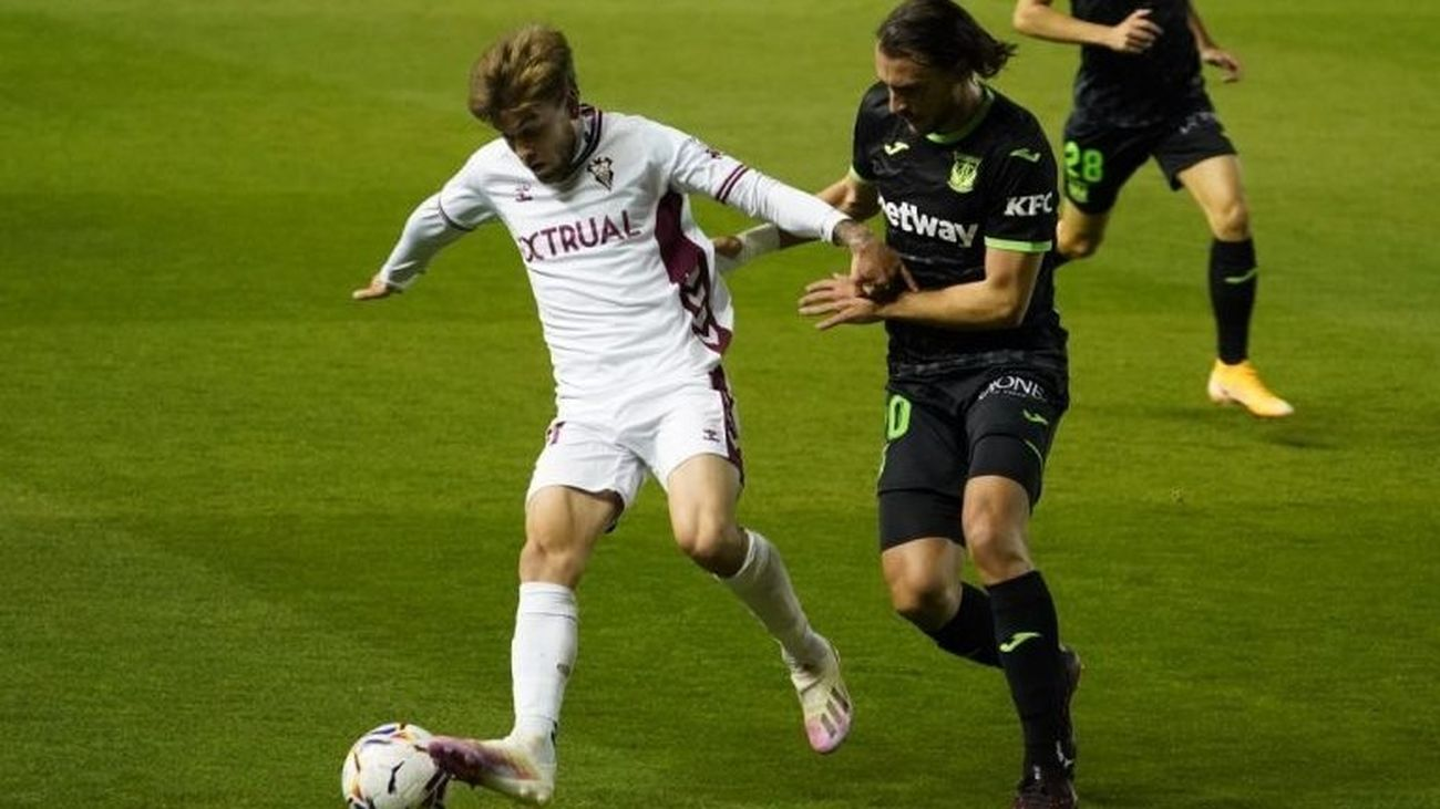 Albacete - Leganés
