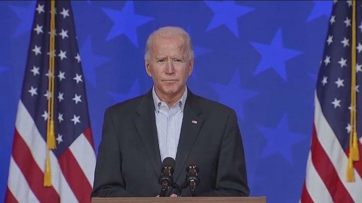 Biden anuncia que ya se ha puesto a trabajar mientras concluye el escrutinio