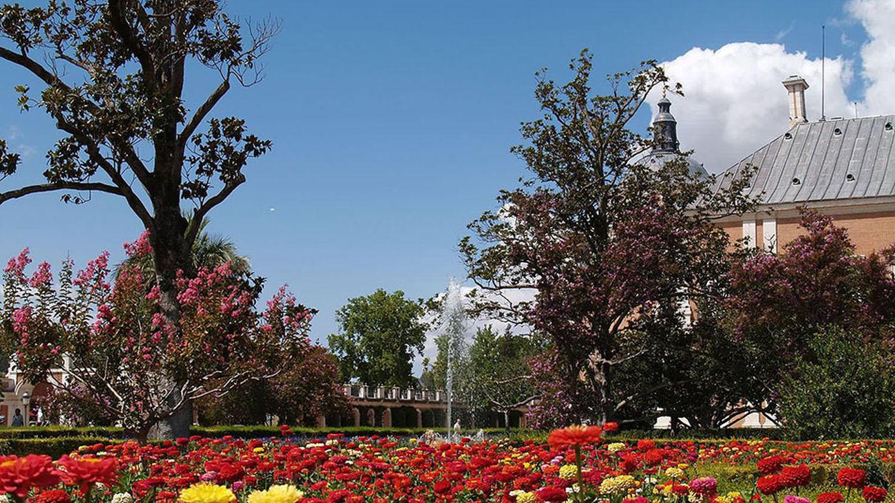 Los jardines históricos de Aranjuez, declarados 'Itinerario Cultural Europeo'