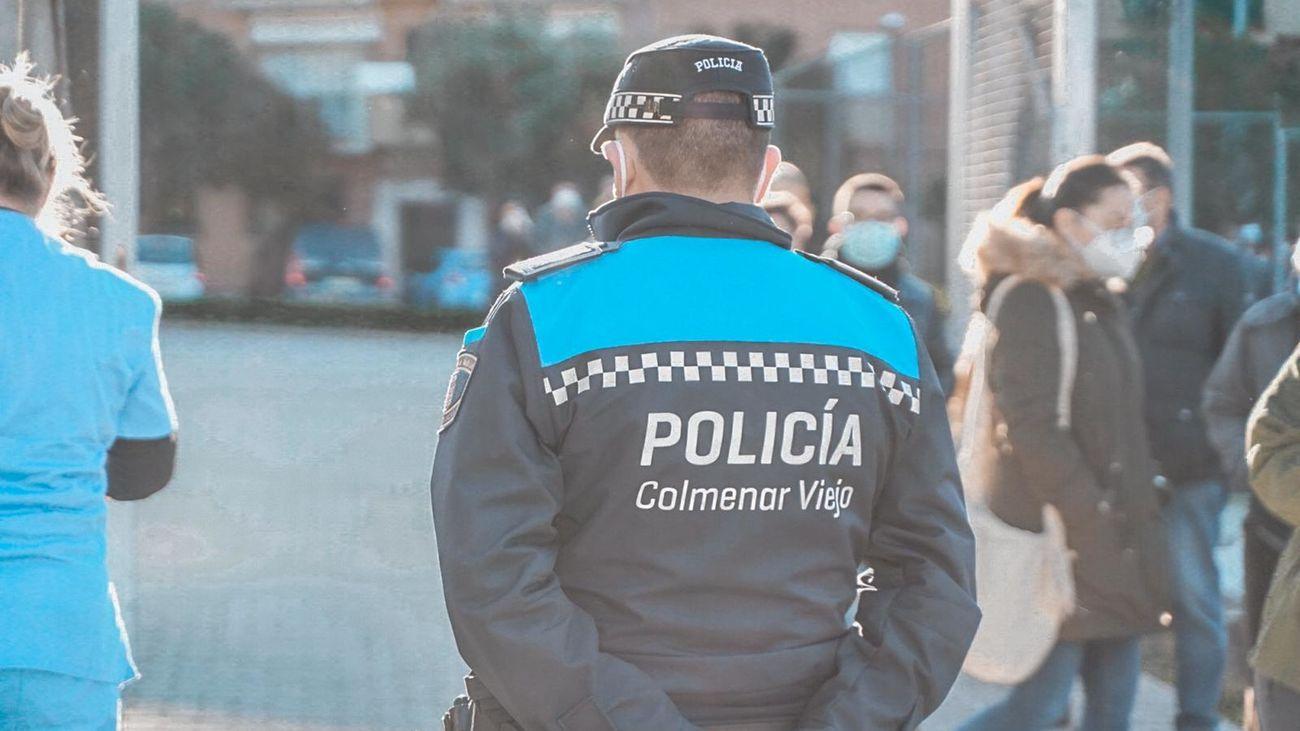 Policía de Colmenar Viejo