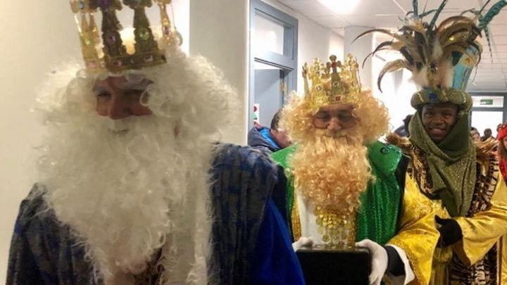 La Cabalgata de Reyes estática, una solución para esta Navidad que ya es una realidad en Madrid
