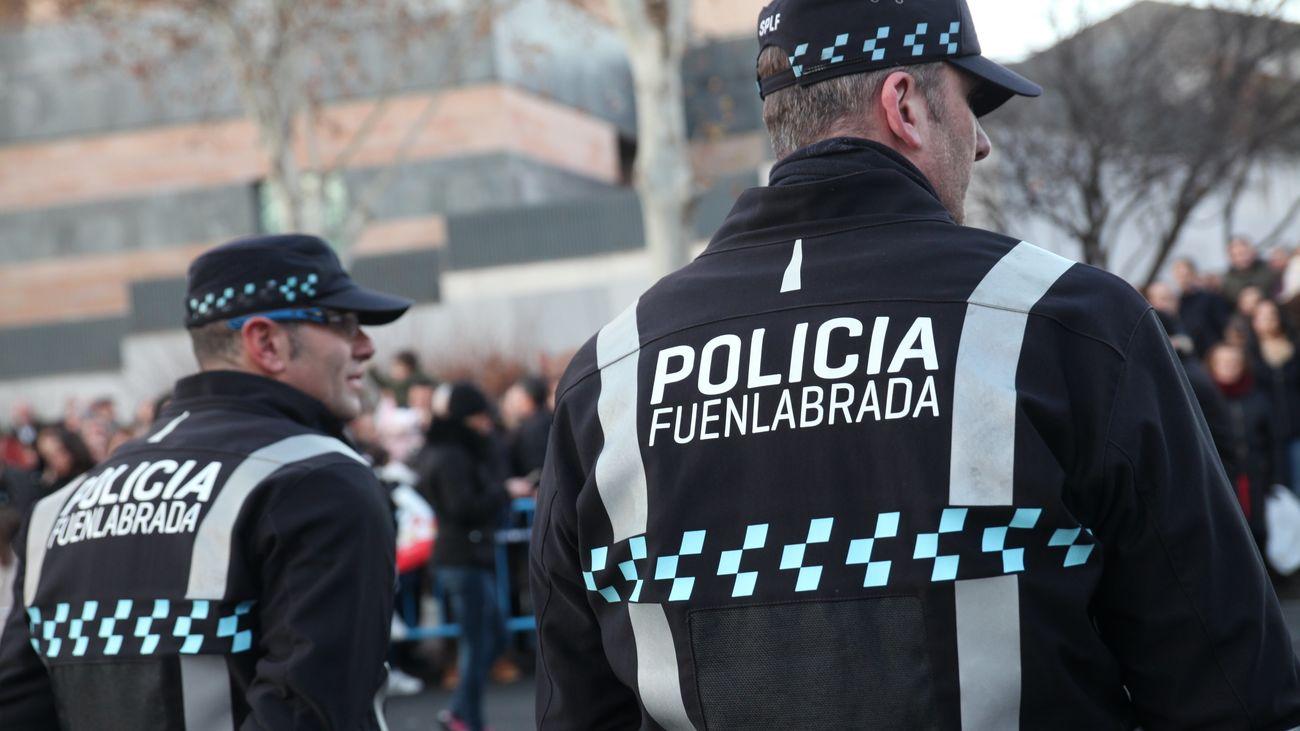 Intervenida una fiesta en Fuenlabrada con 26 jóvenes