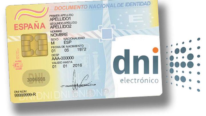 El DNI 4.0  se llevará en el móvil y su expedición será más rápida y con tarjeta