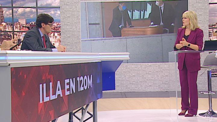 """Illa insiste en Telemadrid en evitar un segundo confinamiento: """"No estamos llegando tarde si cumplimos las medidas"""""""