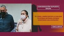 """Habla la mujer okupa de Leganés: """"A mí me han alquilado esta casa"""""""