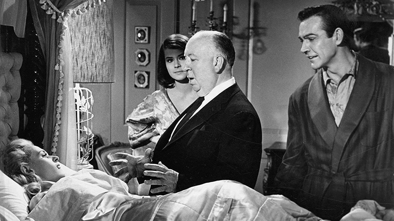 La Otra homenajea a Sean Connery este viernes con 'Marnie, la ladrona', de Hitchcock