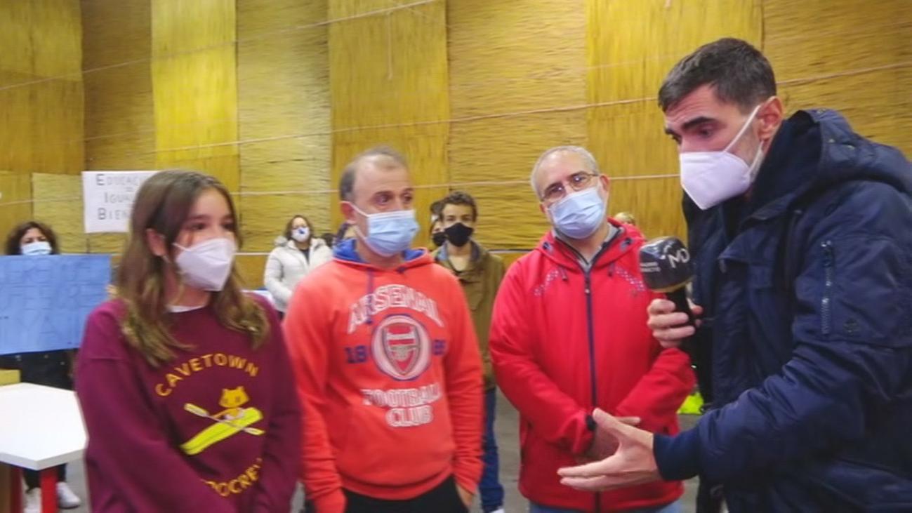 Los padres del Instituto de Colmenarejo denuncian la falta de medios