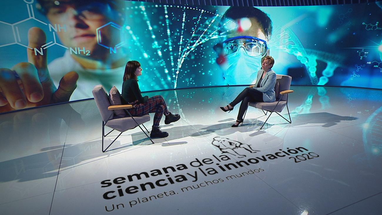 Diálogos Científicos: Cuando tu vida es la Ciencia