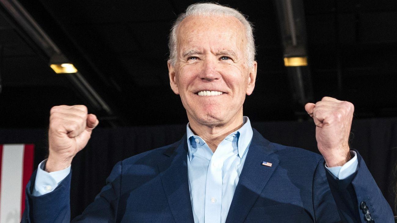 Joe Biden , tras un ajustado escrutinio, ha logrado los electores necesarios para ser el nuevo presidente de EEUU