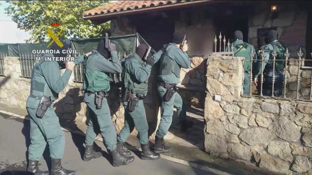 Desarticulan una banda albanesa que desvalijaba chalets de lujo