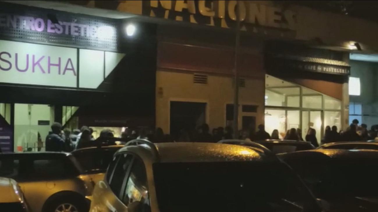 Pelea de hasta 200 jóvenes en el barrio de Chamberí a plena luz del día