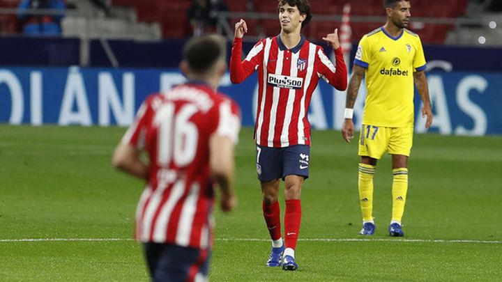 Así vivimos en Onda Madrid los goles del ilusionista Joao Félix al Cádiz