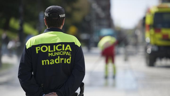 Más de 500 policías municipales evitarán aglomeraciones en la llegada de la Vuelta ciclista a Madrid