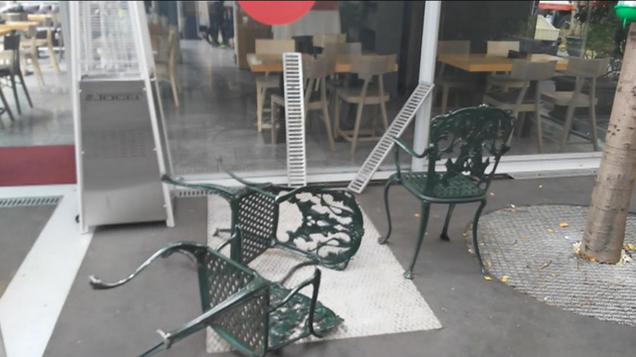 Sustraen más de 20.000 euros tras un brutal atraco en el mítico café Gijón