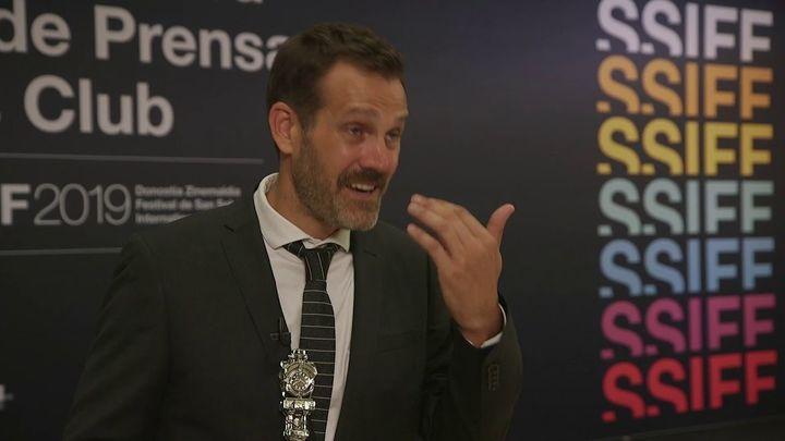 """José María Goenaga, director de 'La trinchera infinita': """"Estamos de subidón por la preselección para los Oscar"""""""