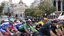 La afición madrileña no dejó sola a la Vuelta