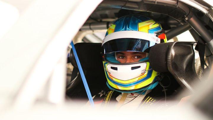Rafa Villanueva, joven talento del motorsport