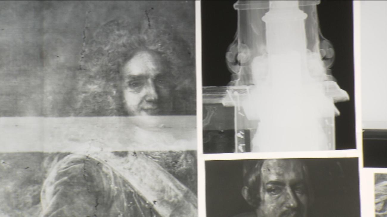 Tecnología para poder conocer el estado de los cuadros del Museo del Prado