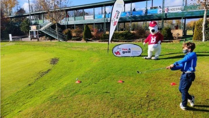 El Circuito Fun & Golf enamora a pequeños y mayores