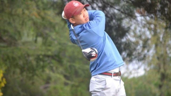 Jorge Hao, la promesa madrileña de golf