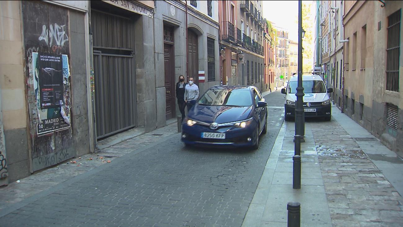 Estudian extender a toda España la limitación de 20 Km/h a las calles que tengan la acera y la calzada al mismo nivel