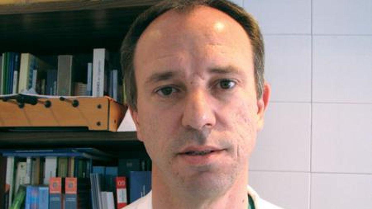 Juan José González Armengol, viceconsejero de Asistencia Sanitaria de la Comunidad de Madrid