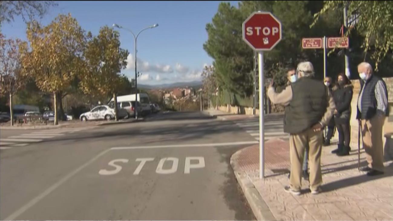Vecinos de Manzanares, en pie de guerra por las multas de un stop con radar
