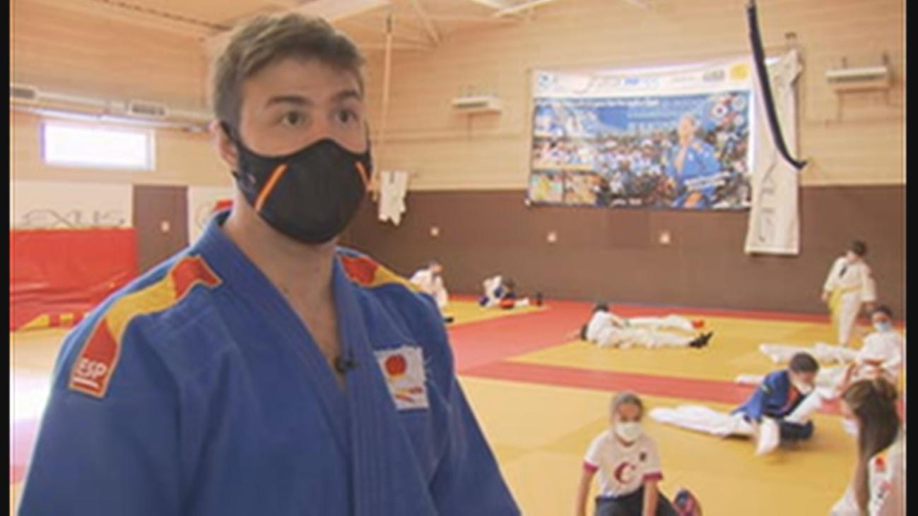 El judo regresa a Brunete con estrictas medidas sanitarias