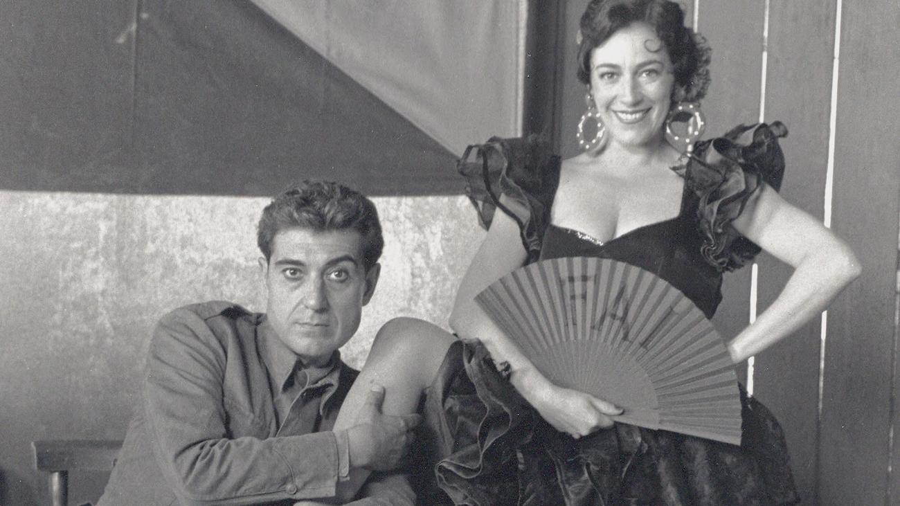 Pajares consiguió el Goya a mejor actor por su papel en '¡Ay, Carmela!'