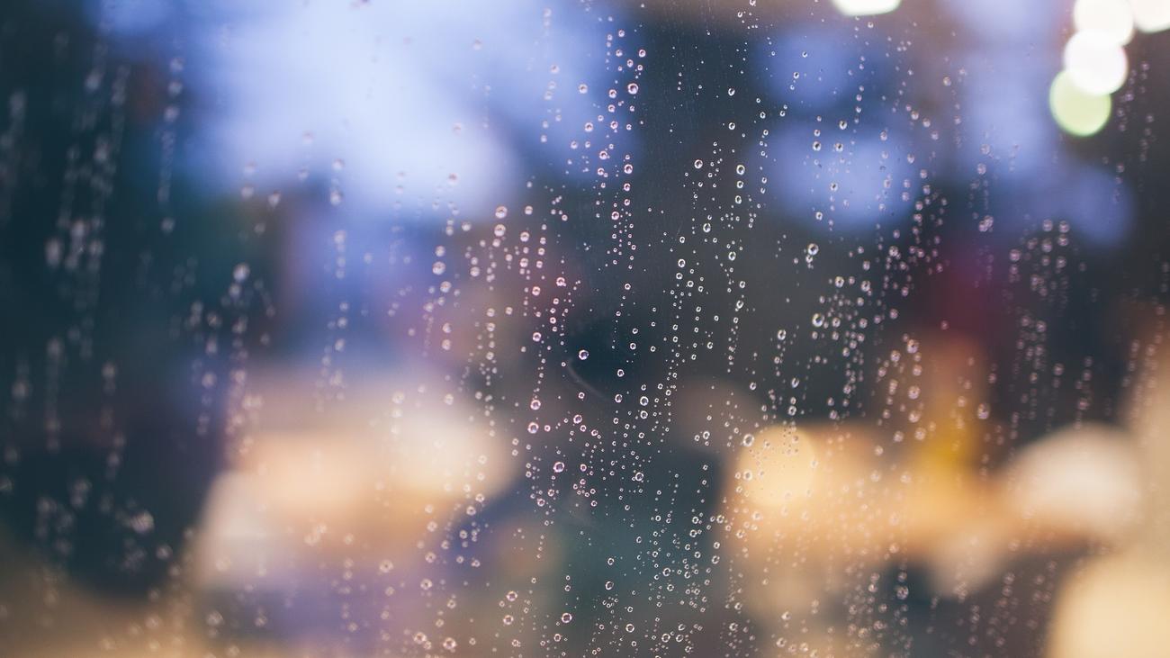 ¿Se puede beber el agua de la lluvia?