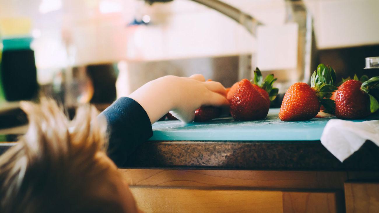 Cómo alimentar a los niños de forma saludable