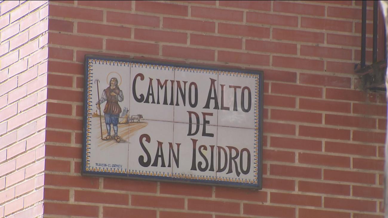Atrincherados con una escopeta en San Isidro