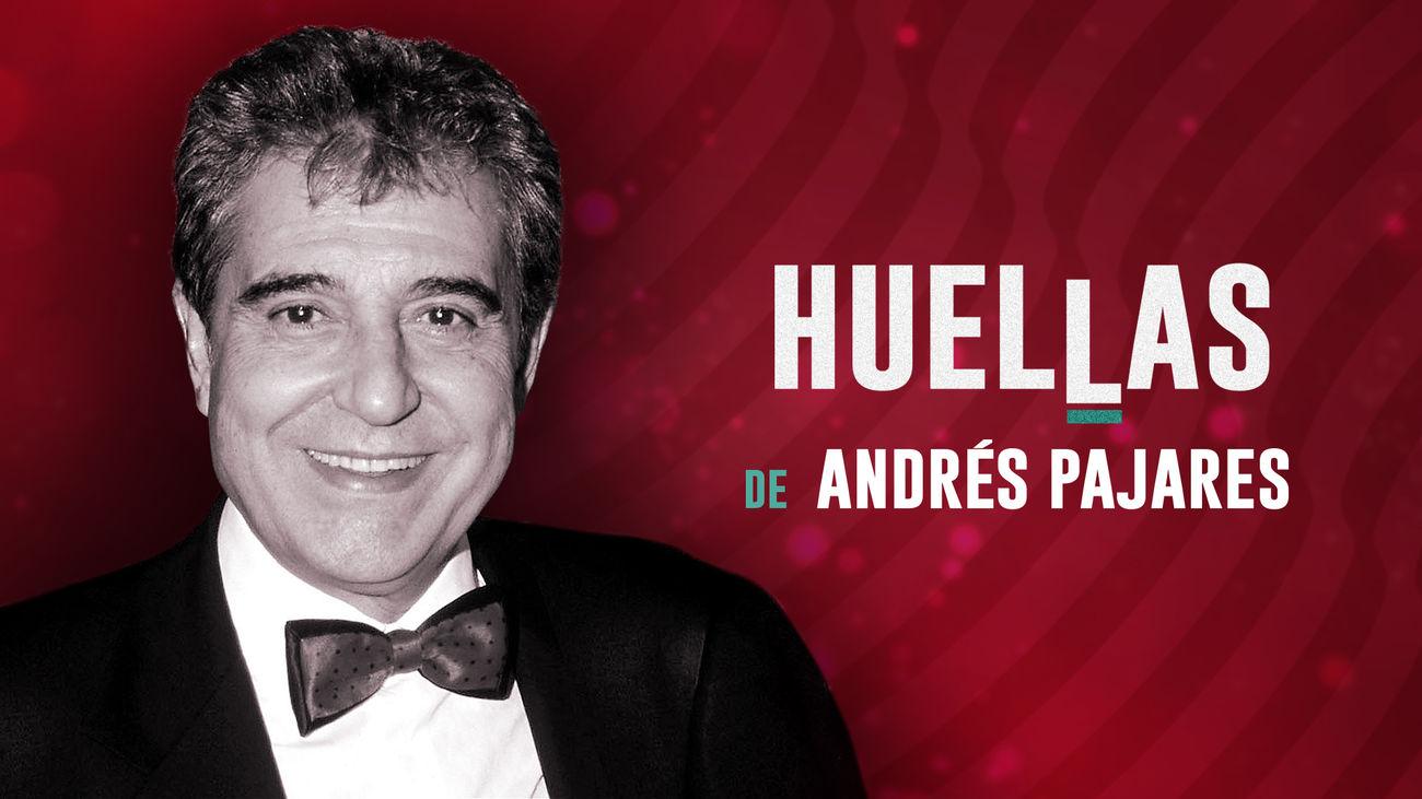 Andrés Pajares, icono del cine del destape, protagoniza esta semana las 'Huellas' de Telemadrid