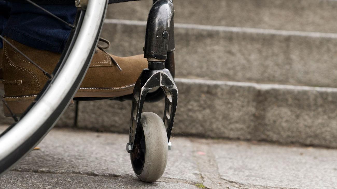El estado de alarma y la nueva normalidad afloran barreras para personas con discapacidad.