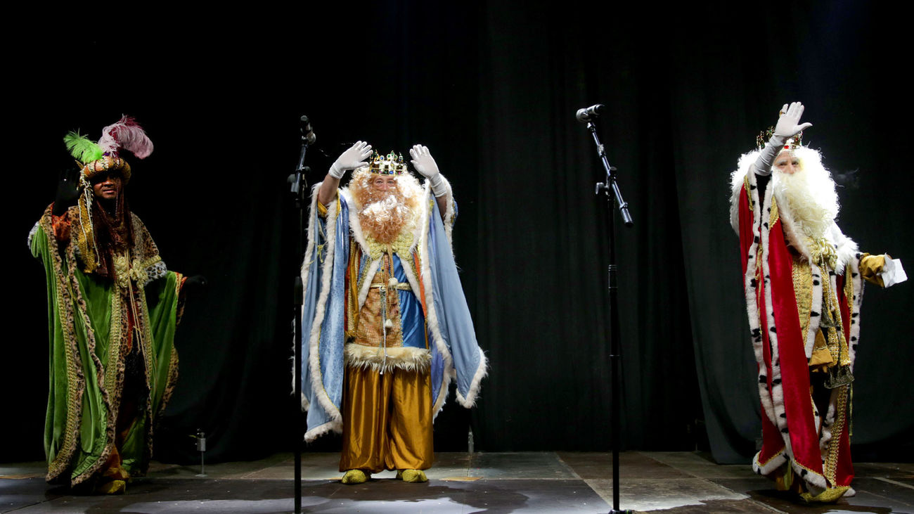 Los Reyes Magos, en Alcobendas