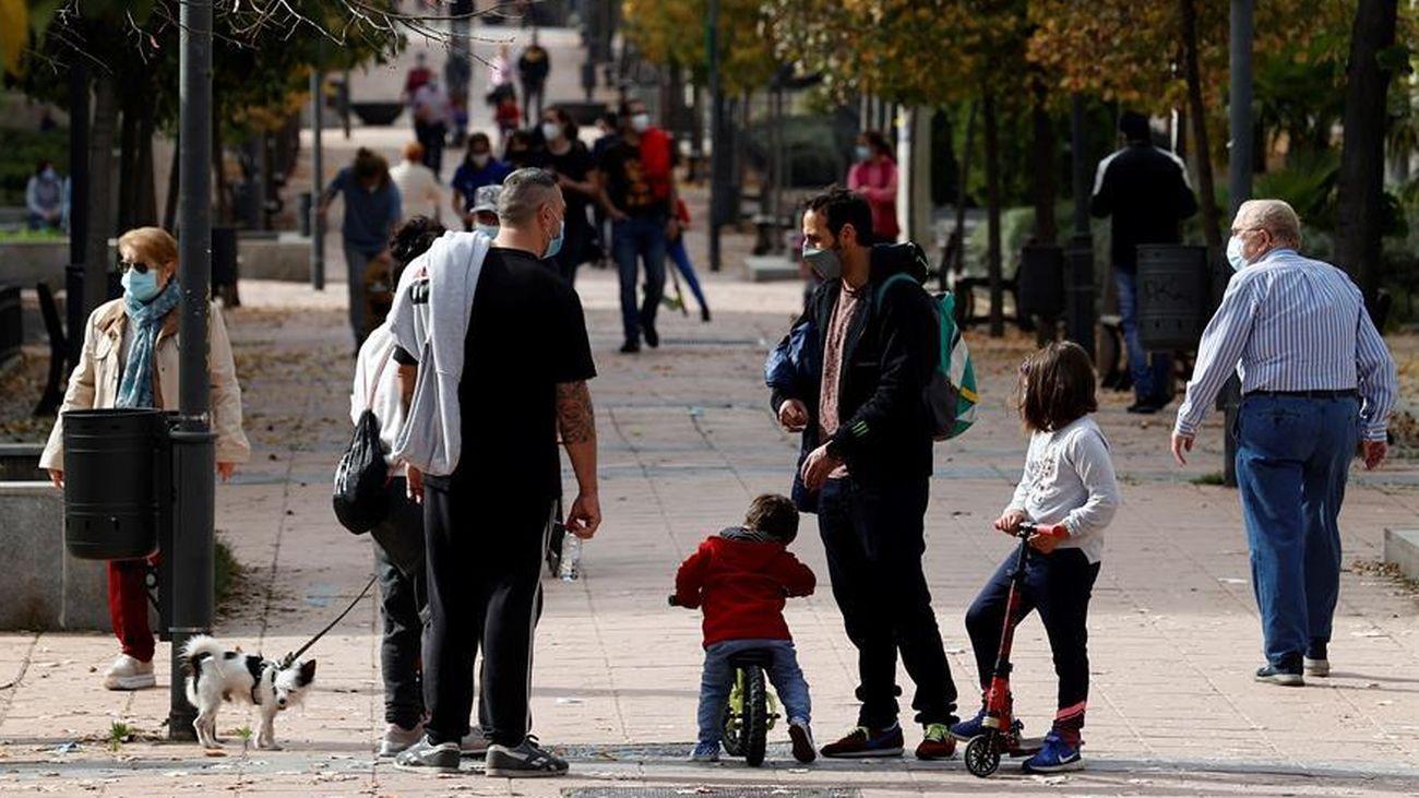 Las únicas 5 zonas de Madrid que superan los 2.500 casos de Covid, según las cuentas oficiales
