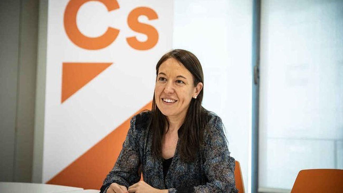 Marina Bravo, secretaria general de Ciudadanos