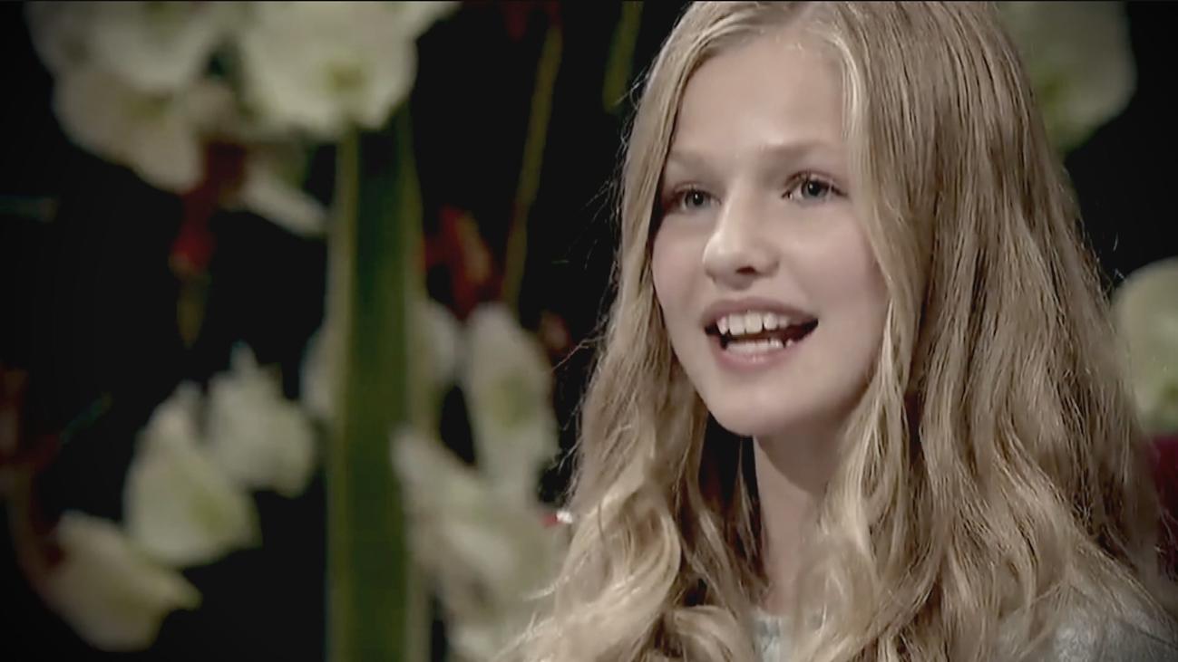 Los mejores pasajes del documental sobre la Princesa Leonor