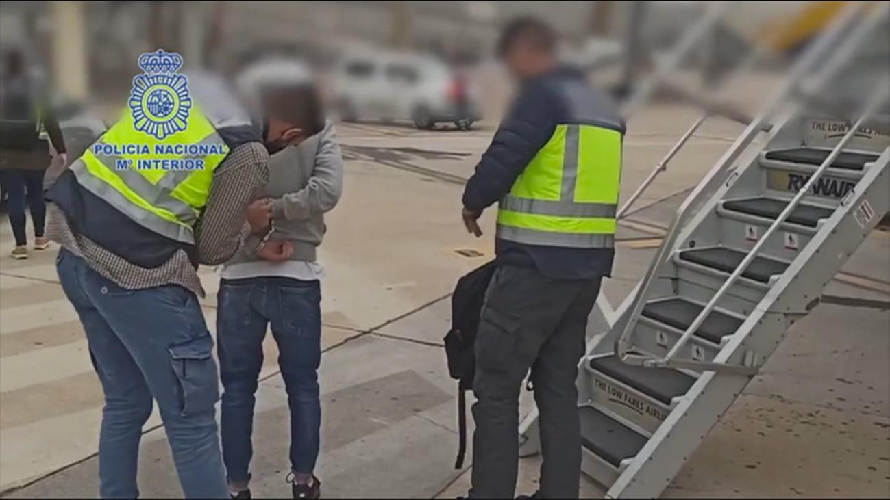Detenidos 99 grafiteros por daños de más de 22 millones en vagones de metro y tren en Cataluña