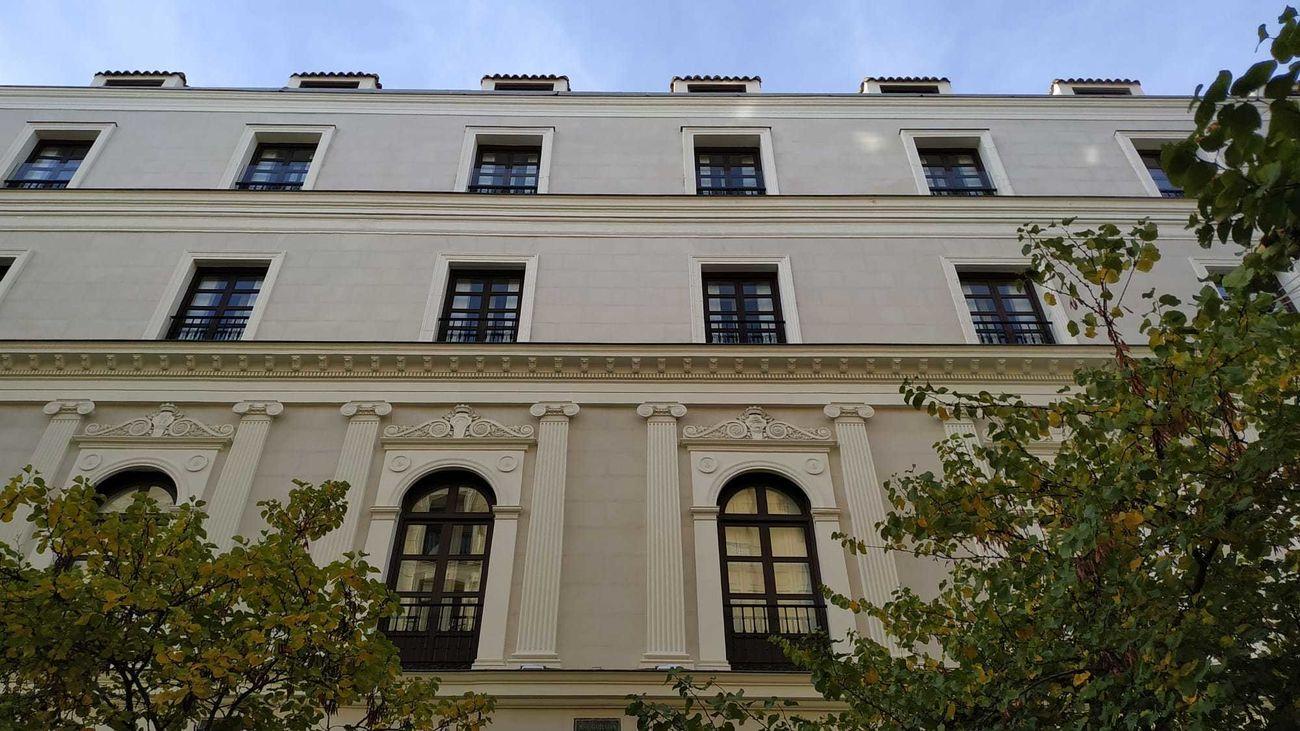 Palacio del duque de Granada de Ega