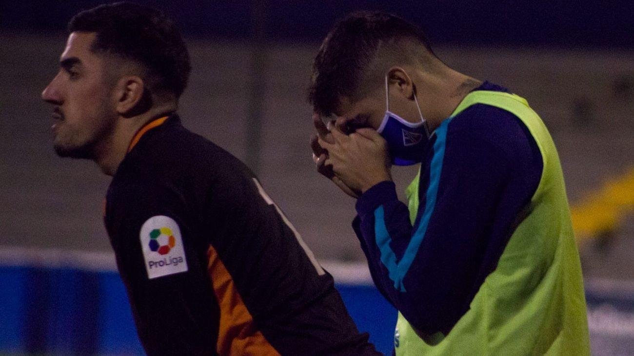 Móstoles CF, tras el adiós a la Copa, toca centrarse en la liga