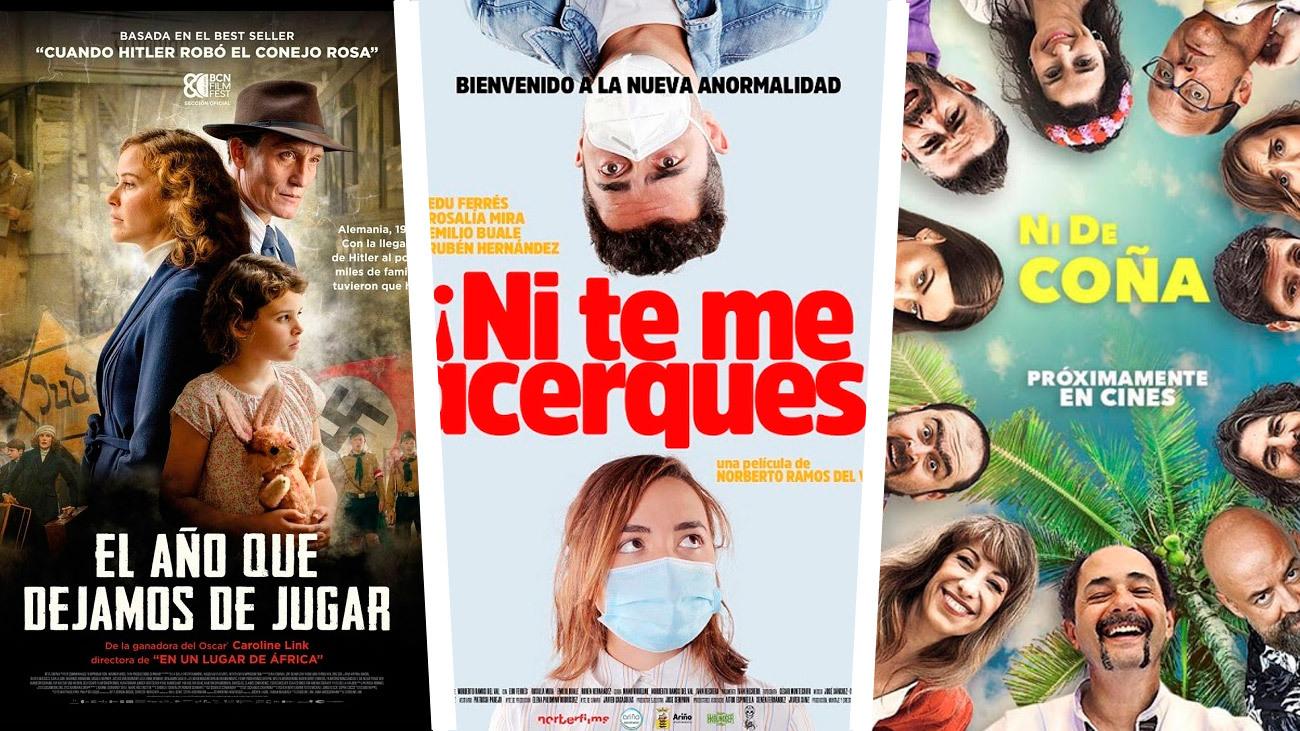 Crítica de trailers: estrenos del 13 de noviembre de 2020