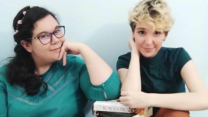 Las autoras Iria G. Parente y Selene M. Pascual