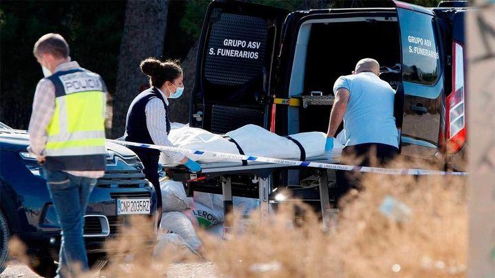Hallan en Alicante el cadáver de una persona sin hogar de Madrid