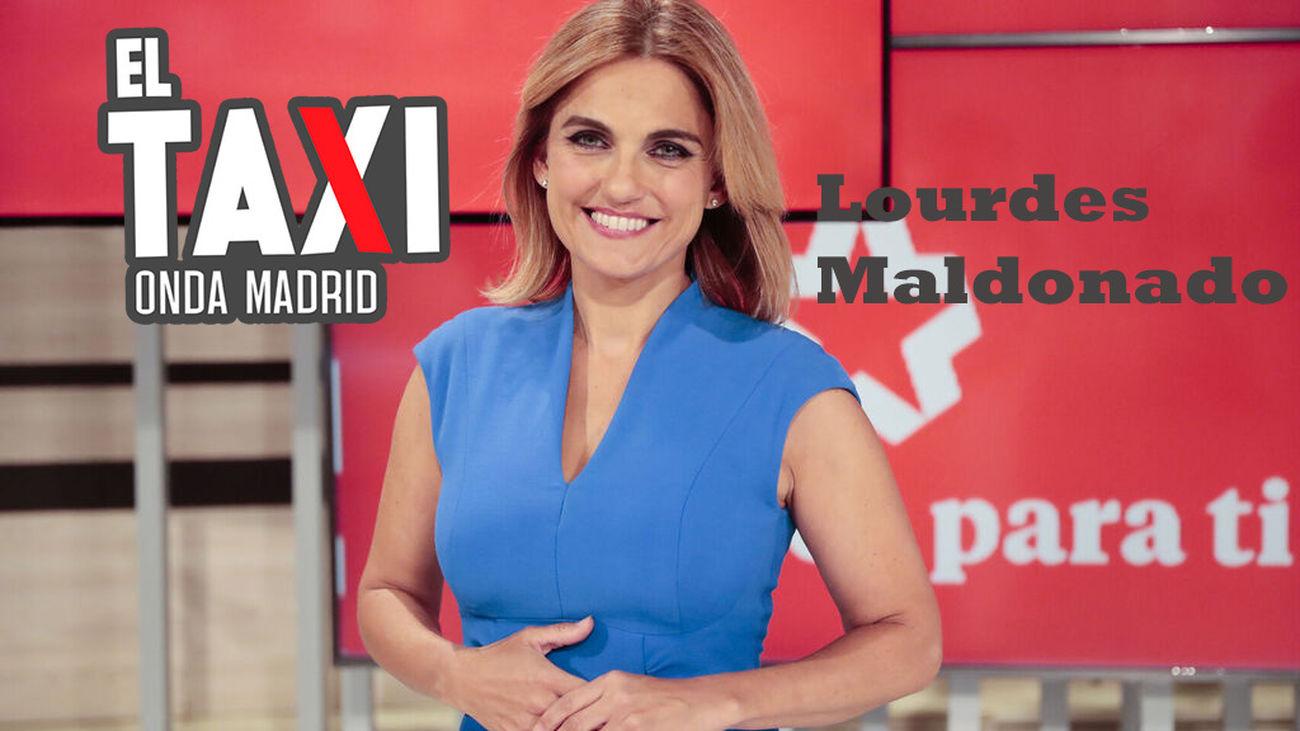 El Taxi de Lourdes Maldonado