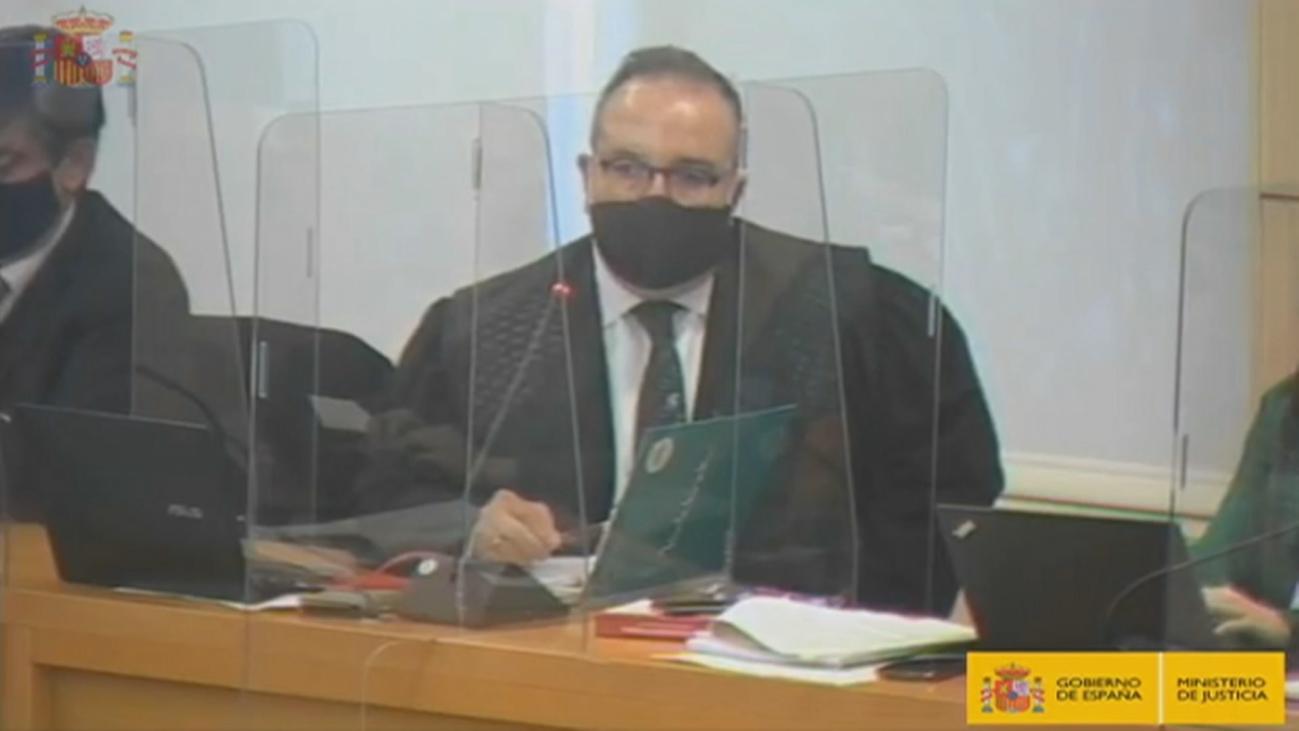Una herida en Las Ramblas reconoce en el juicio que no ha podido volver al lugar de los atentados del 17-A