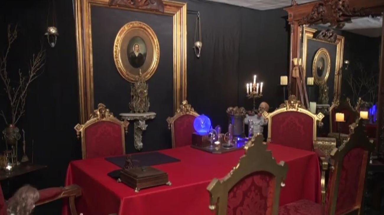 La inquietante y misteriosa casa del mago Riversson