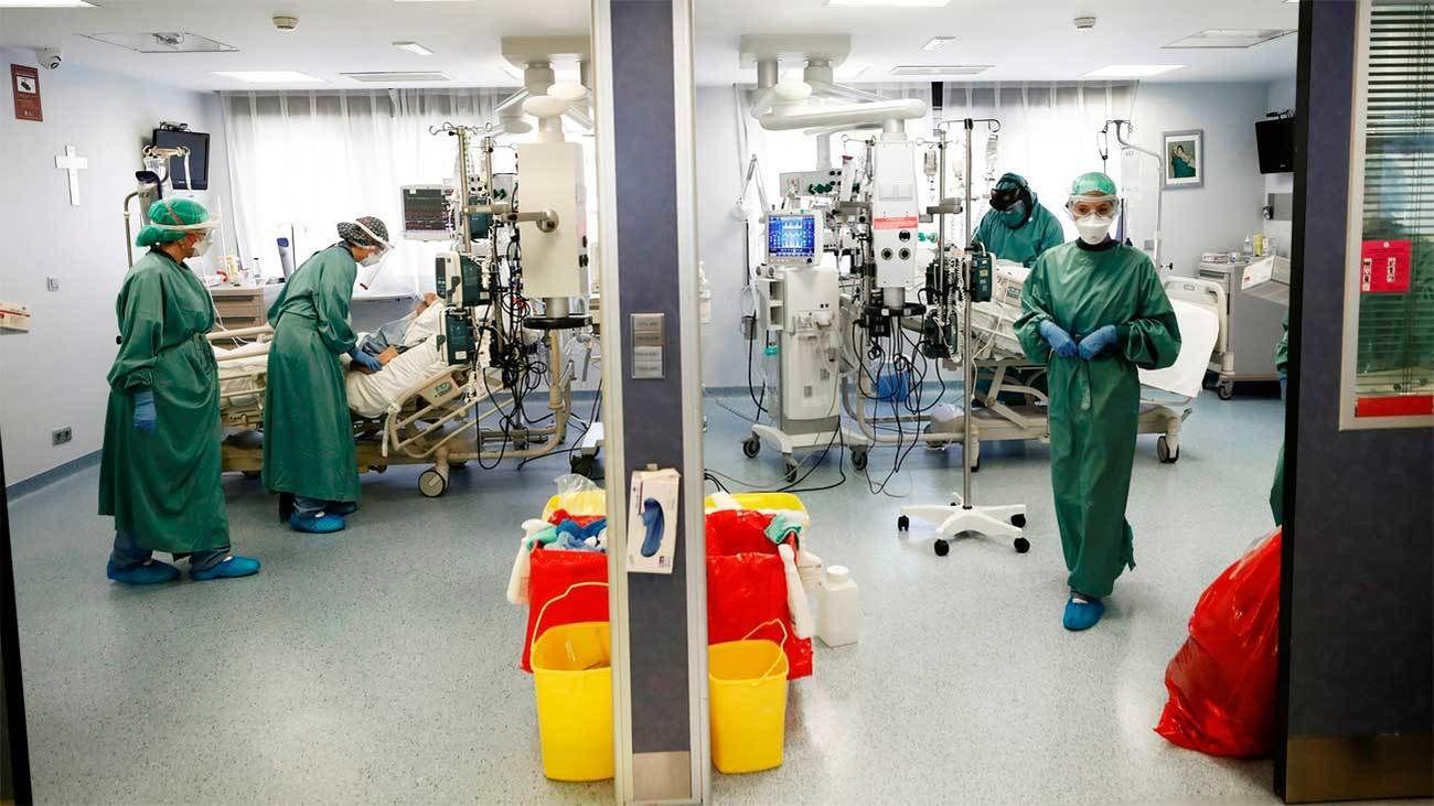 Sanidad notifica 21.371 nuevos casos y 308 muertes de Covid-19 en España