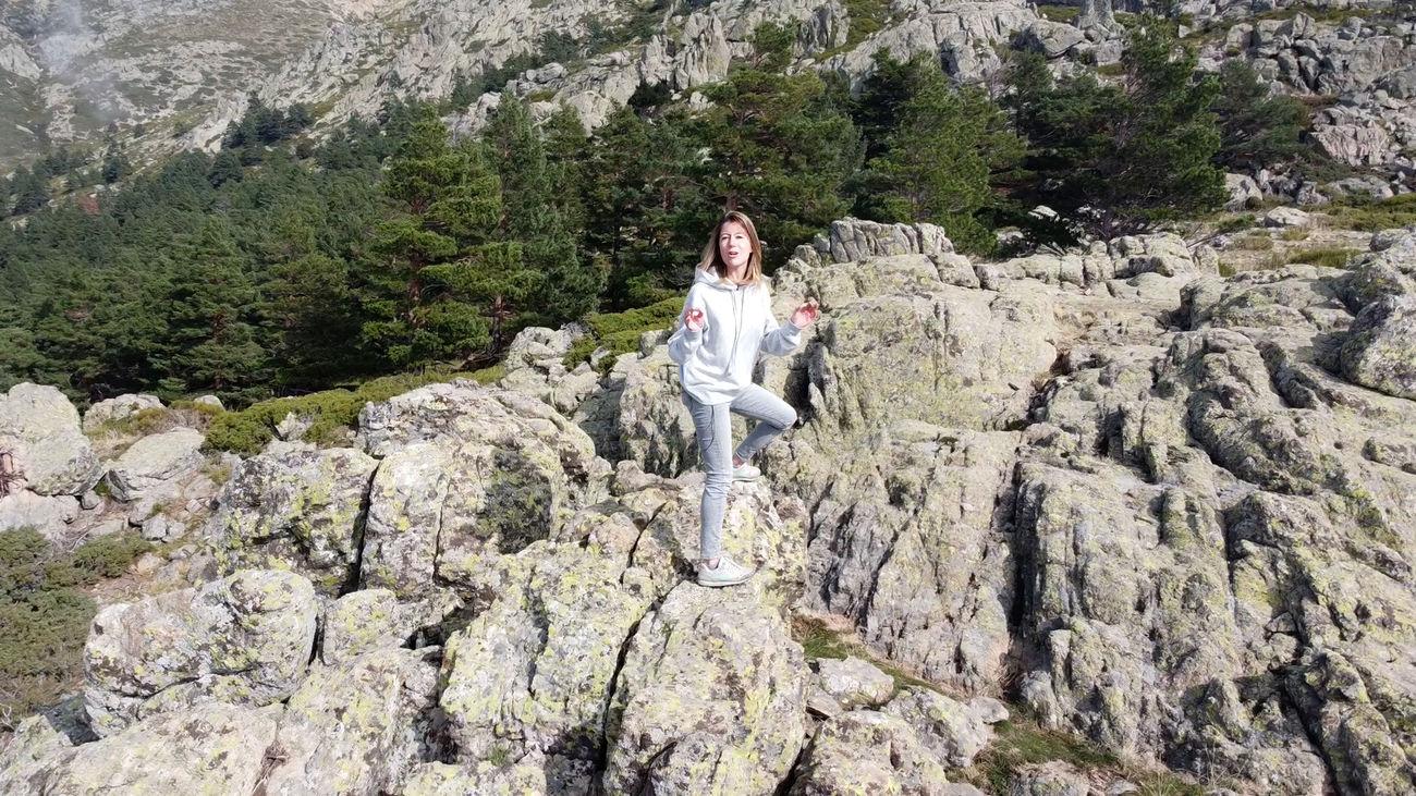 Pepa Rovira, reportera de 'Mi Cámara y yo: Rutas de altura'